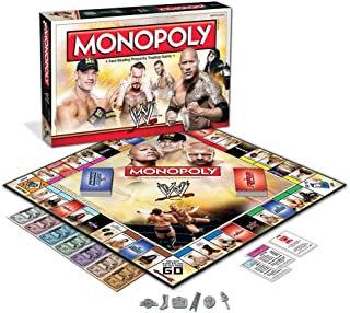 MONOPOLY: WWE Edition