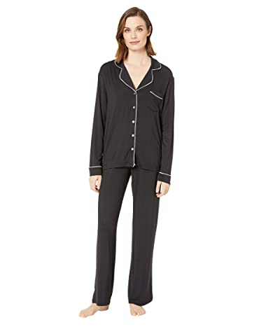 UGG Lenon Sleep Set (Black) Women