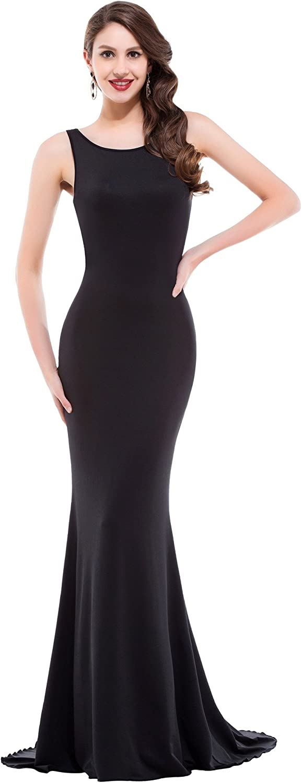 TrendyFashion Grace Karin Women Summer Sleeveless Long Club Dresses