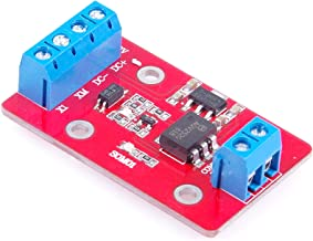 LM YN 1-Channel Solid State Relay Module High-low Level Trigger 3A Optocoupler Isolation
