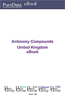 Antimony Compounds in the United Kingdom: Market Sales
