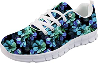Hugding Baskets tendance pour femmes et filles - Chaussures de marche légères et décontractées