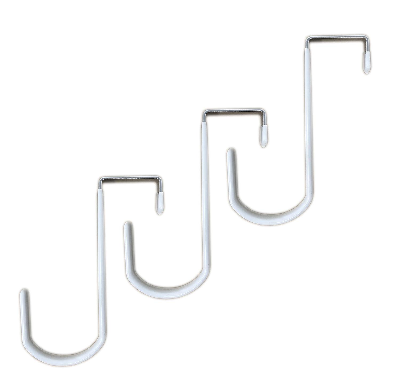 Tetra-Teknica Popular standard EDH-3P Vinyl Coated Over The discount Hook Fits Door u