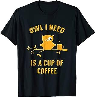 Best owl coffee meme Reviews