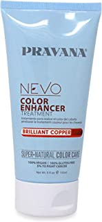 Nevo Color Enhancer Treatment Brilliant Copper By Pravana (5 Oz.)