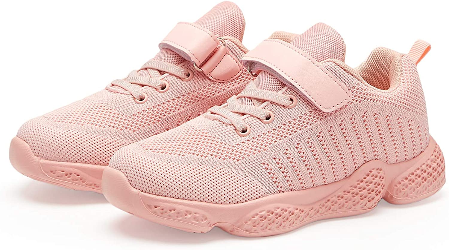 Hetios Max 71% OFF Kids Shoes Girls Running Lightweight Breat Athletic Baltimore Mall
