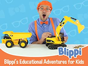 Blippi - Blippi's Educational Adventures for Kids