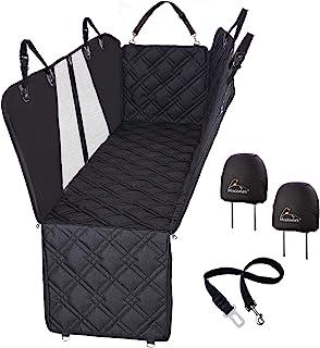 Meadowlark® Housse de siège pour Chien Voiture Universelle Imperméable! Protection complète Banquette arrière véhicule + p...