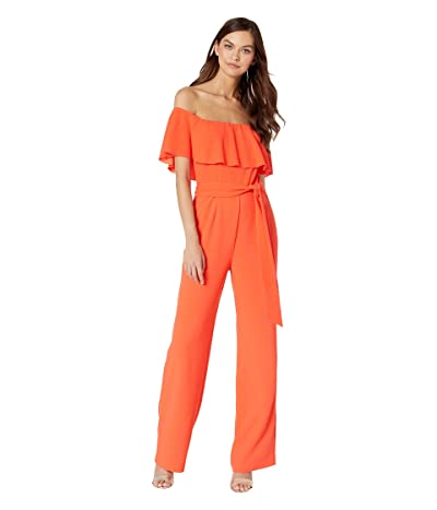 Trina Turk Guests Jumpsuit (Vermillion) Women