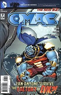 O.M.A.C. (3rd Series) #7 VF ; DC comic book