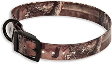 Petmate ASPEN PET PRODUCTS 10845 Camo Collar, 1 by 20 to 24-Inch