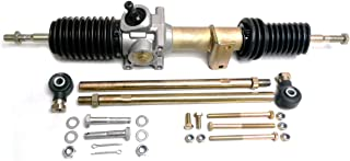 ATVPC Steering Rack and Pinion with Tie Rods for Polaris...