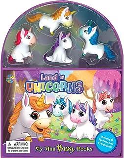 Unicorns My Mini Busy Book