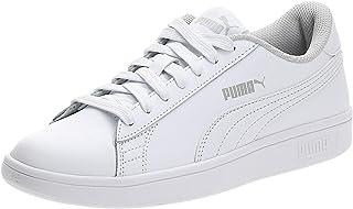 PUMA Smash V2 L Jr, Zapatillas Unisex niños