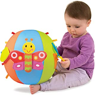 Galt America Toys, Activity Ball, for Ages 6, Multi-Colored