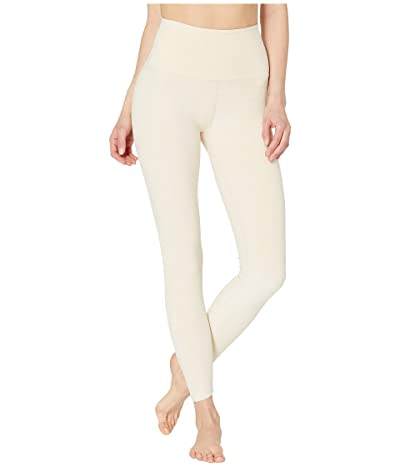 Beyond Yoga Spacedye High-Waist Midi Leggings (Sandstone/Almond) Women