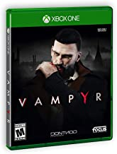 Best Vampyr for Xbox One Review