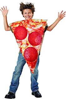 Seasons Kid's Pizza Slice Costume (4-12 Years US)