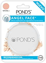 Pond's Angel Face Natural 1 Pressed Powder W/mirror 11g New