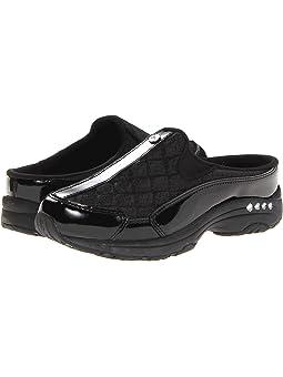 Easy Spirit Black Shoes + FREE SHIPPING