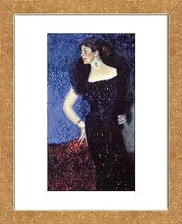 McGaw Graphics Portrait of Rose von Rosthorn-Friedmann by Gustav Klimt Framed Print, 16x13x1, Multi