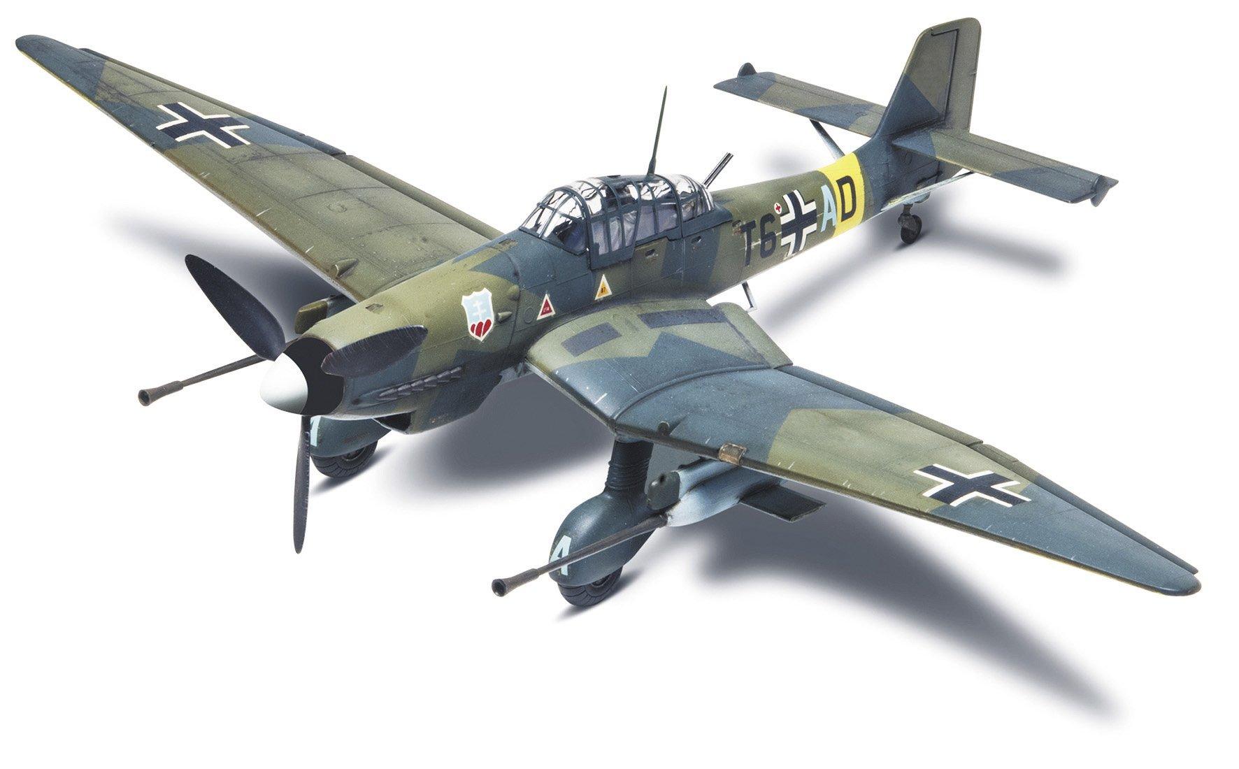 Revell Stuka 87G 1 Buster Plastic
