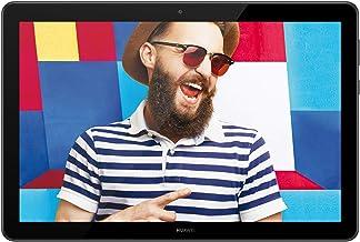 """Huawei Mediapad T5 10 LTE con Un Display da 10.1"""" in 16:10, Processore da 2.3 GHz, Memoria RAM da 3 GB, Memoria Interno da 32 GB, Nero"""