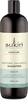 Sukin - Natural Balance Shampoo for Normal Hair (500ml)