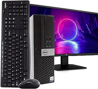"$549 » Dell OptiPlex 3040 PC Desktop Computer, Intel i5-6500 3.2GHz, 16GB RAM, 2TB HDD, Windows 10 Pro, New 23.6"" FHD LED Monitor..."