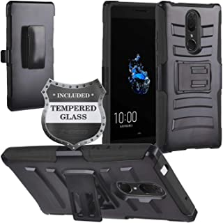 "Z-GEN – for Coolpad Legacy 6.36"" (2019) 3705A – Hybrid Armor Phone Case.."