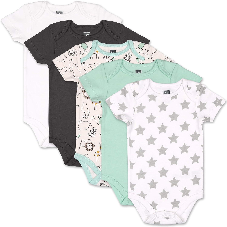 The Peanutshell Short Sleeve Baby Luxury goods Bodysuit Girls Set for Surprise price or Boys