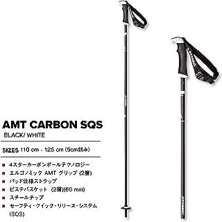 ATOMIC Amt Carbon Sqs Poles, Unisex Adulto
