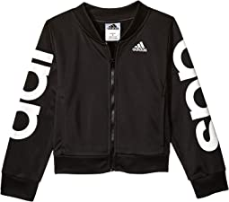 Cropped Adi Bomber Jacket (Big Kids)