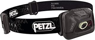 PETZL - Tikka Headlamp, 200 Lumens, Standard Lighting