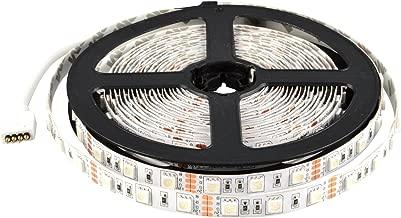 ABI 300 LED Color Changing RGB Strip Light, Indoor, High Brightness SMD 5050, 5M/16FT