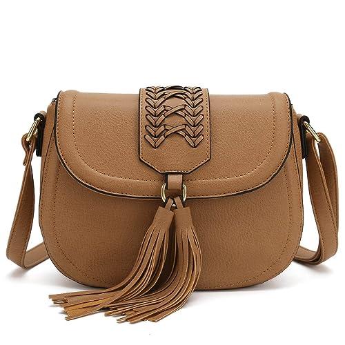 Tassel Crossbody Purses for Women Small Shoudler Bags 54d9e5f0d023c