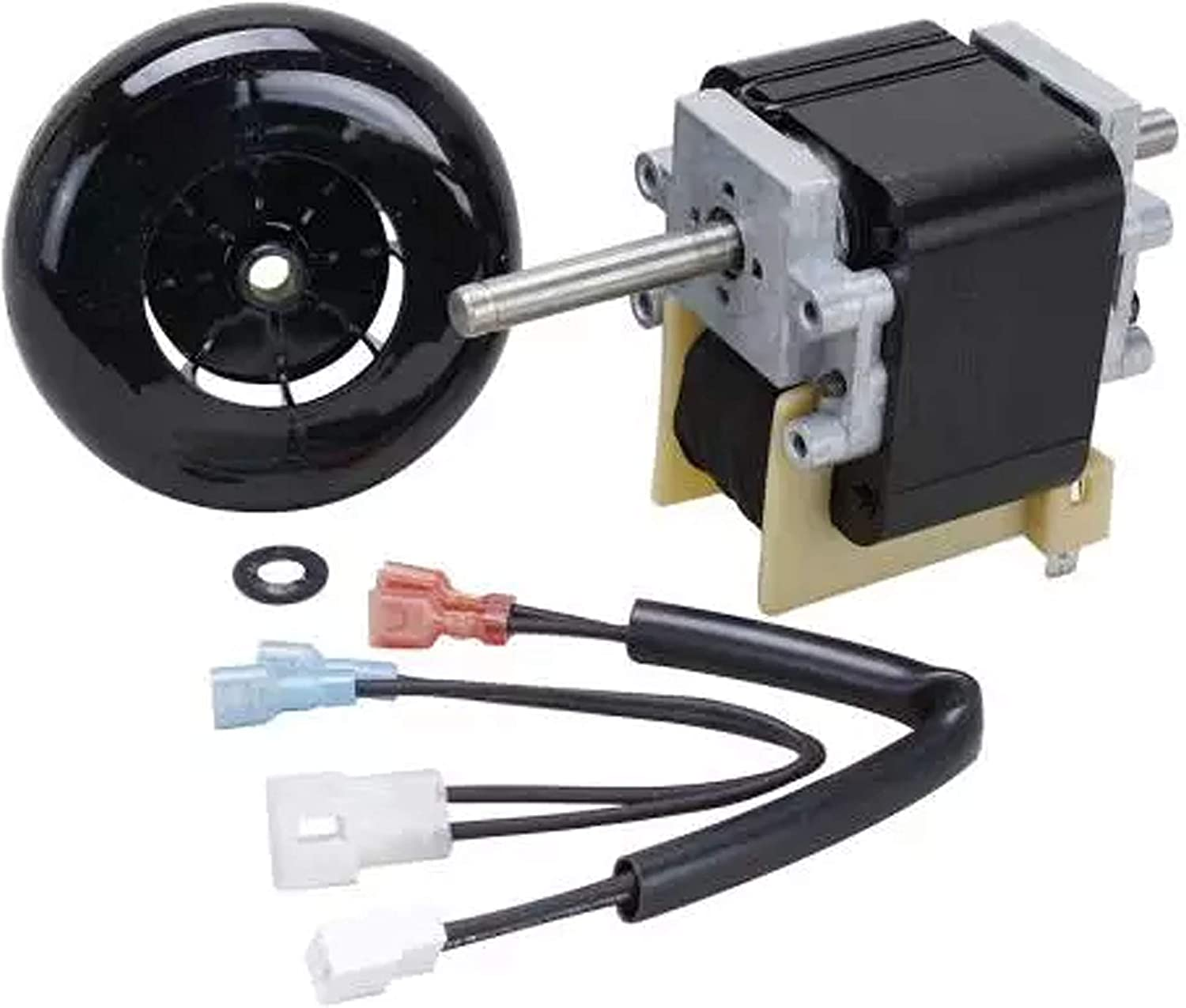 Furnace Inducer Draft Max 44% OFF Award-winning store Motor 10704 Replaces Carrier 318984-753