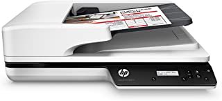 HP ScanJet Pro 3500 f1 Flatbed Scanner - L2741A