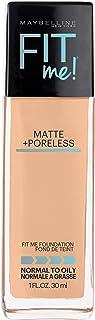 Maybelline Fit Me Matte & Poreless Mattifying Liquid Foundation - Natural Beige 220