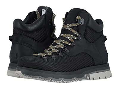 SOREL Atlistm Axe Waterproof (Black/Coal) Men