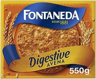 Fontaneda Digestive Galletas con Avena - 550 gr