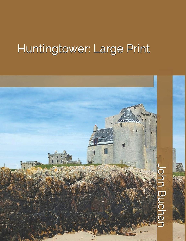 コンテンツストリーム講義Huntingtower: Large Print