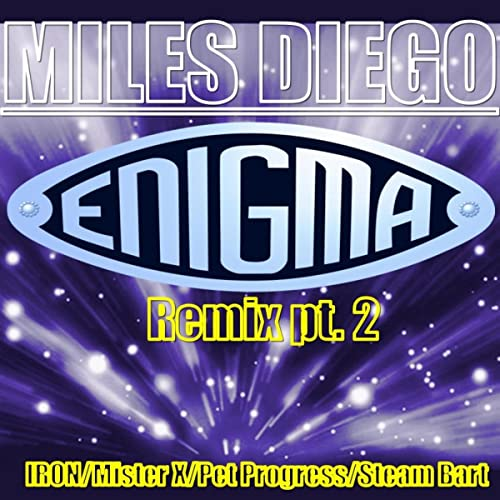 Amazon.com: Enigma (Steam Bart Remix): Miles Diego: MP3 ...