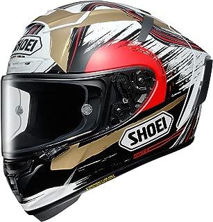 Shoei X-14 Marquez Motegi 2 Sports Bike Racing Motorcycle Helmet - TC-1 / Small