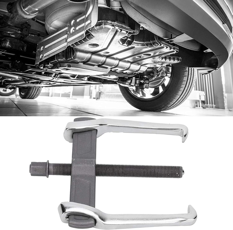 Extractor de engranajes de 2 mordazas, diseño de 2 garras Extractor de 2 garras de acero al carbono para trabajadores de mantenimiento para reparación de máquinas para reparación de(6 inches)