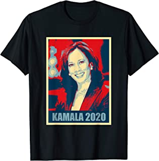Kamala 2020 Shirt Harris For President Candidate T-Shirt