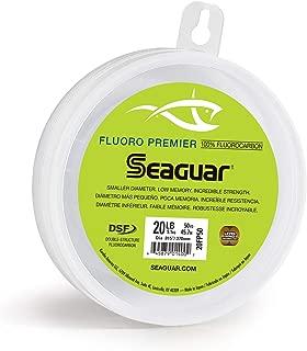 Seaguar Fluoro Premier 50 Yards Fluorocarbon Leader