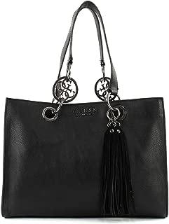 Guess Crossbody Bag for Women - Black