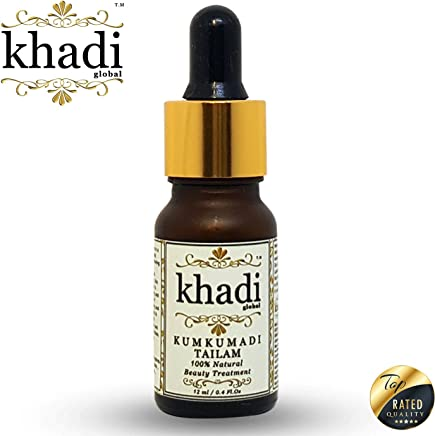 Khadi Global Royale Kumkumadi Tailam Treatment, 12ml