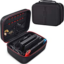 $24 » LYCEBELL Carrying Storage Case for Nintendo Switch, Portable Travel Case for Nintendo Switch Console Pro Controller & Acce...